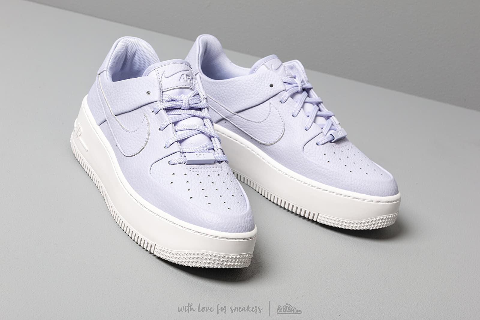 nike air force 1 sage low oxygen purple