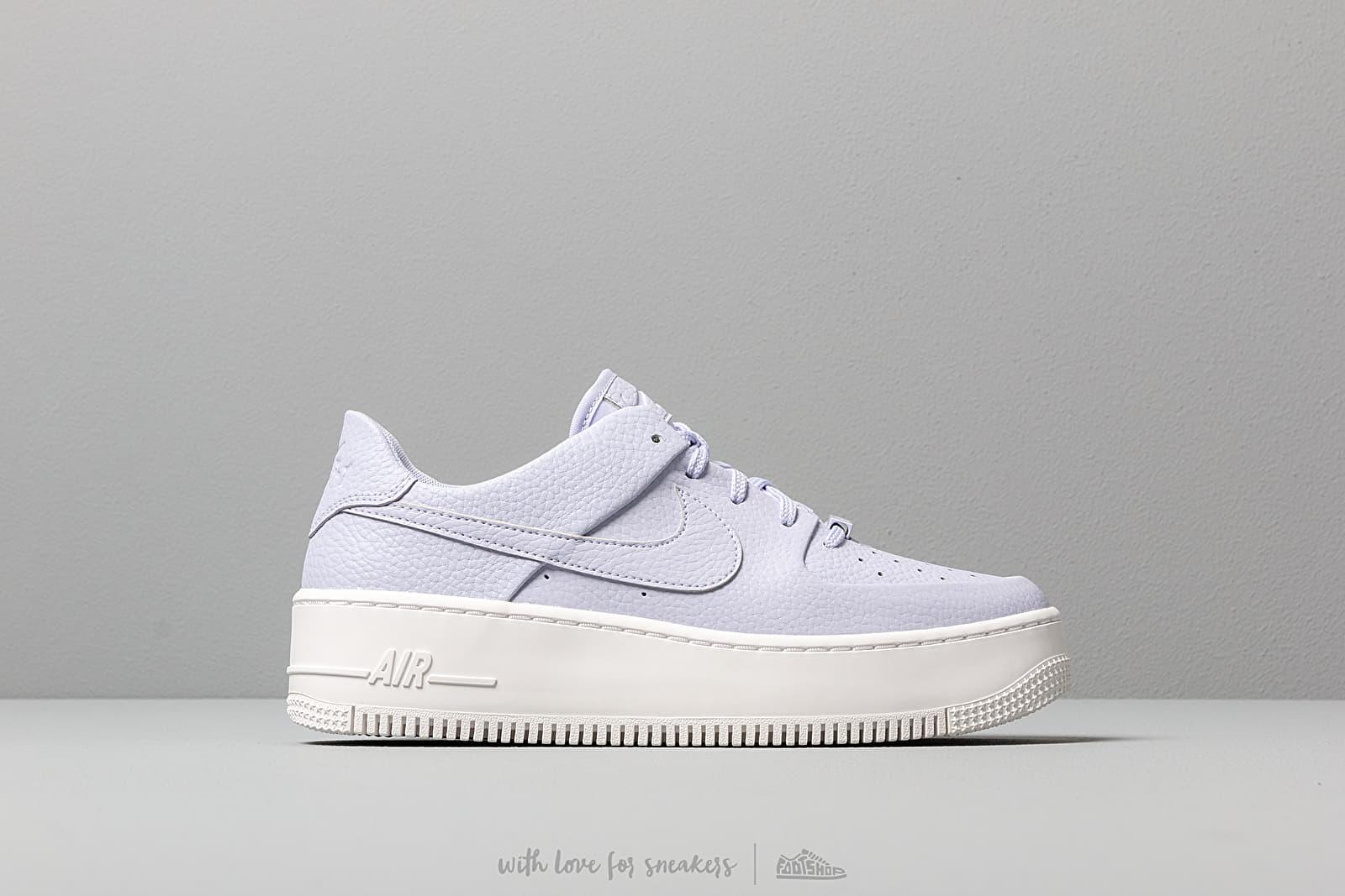 Nike W Air Force 1 Sage Low Oxygen Purple Oxygen Purple White | Footshop