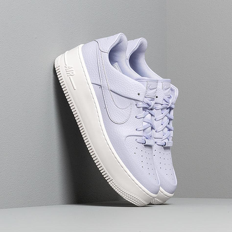 Nike W Air Force 1 Sage Low Oxygen Purple/ Oxygen Purple-White EUR 40