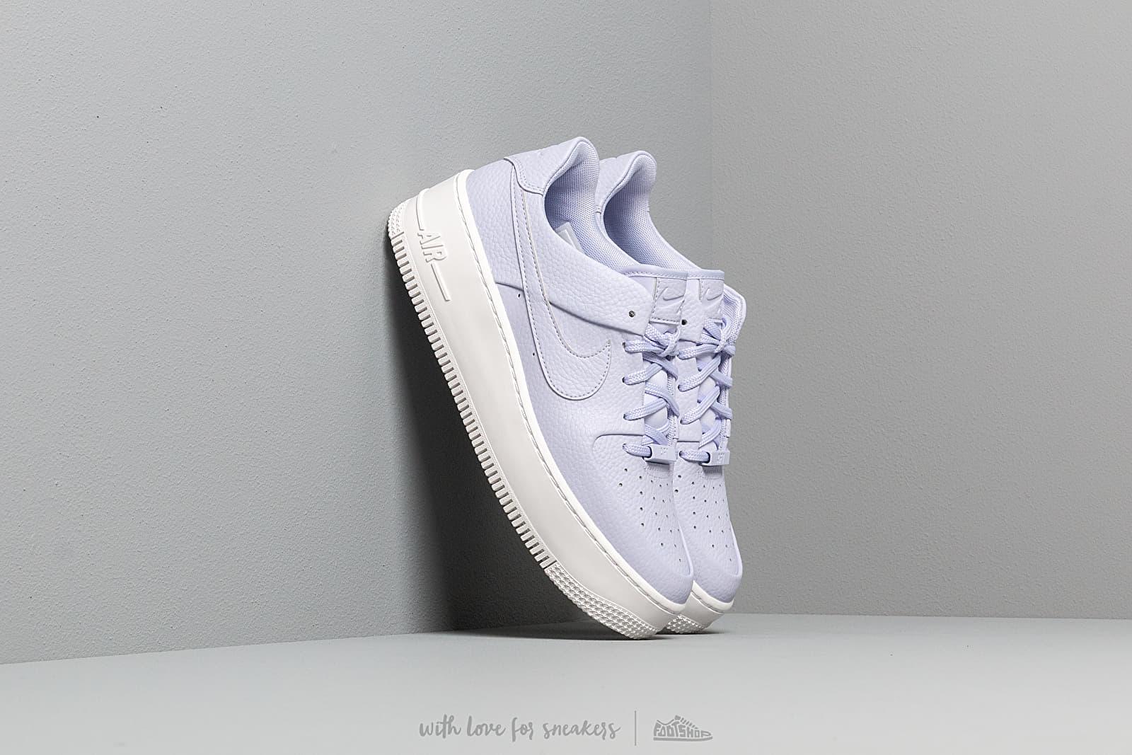 Nike W Air Force 1 Sage Low Oxygen Purple/ Oxygen Purple-White za skvělou cenu 2 790 Kč koupíte na Footshop.cz