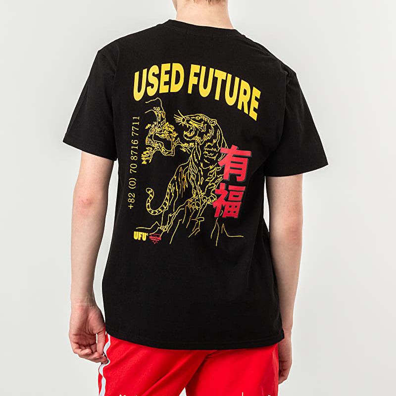 Used Future Universal Baekdu Tee Black