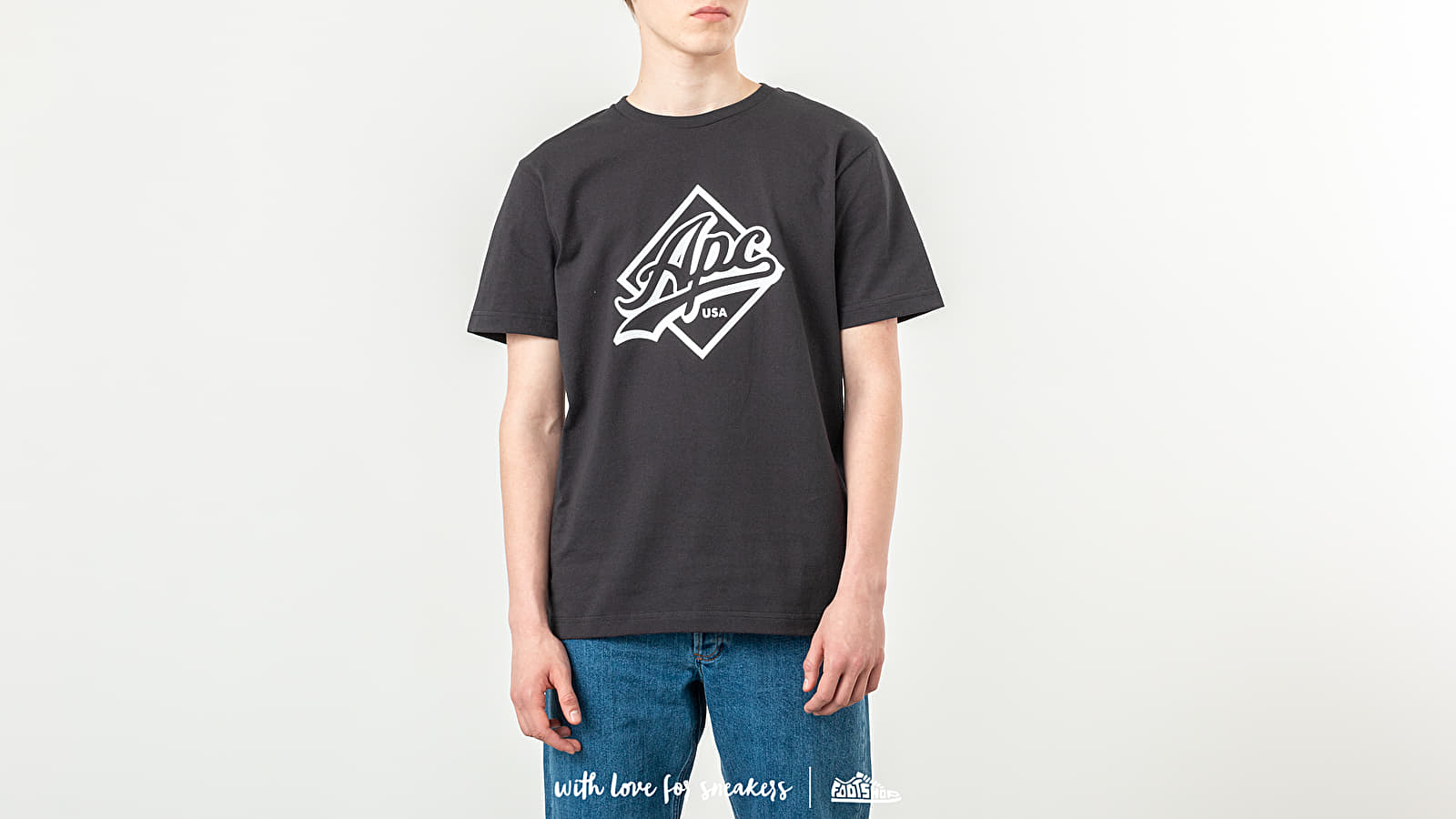 T-shirts A.P.C. Tremaine Tee Dark Navy