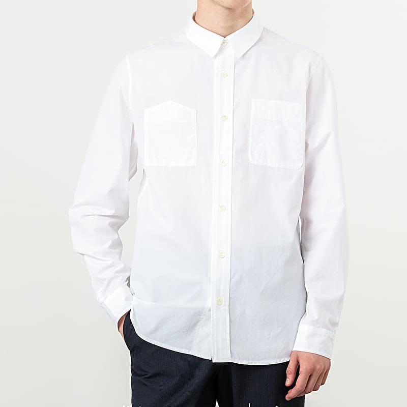 A.P.C. Javier Shirt White