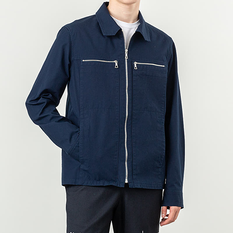A.P.C. Oahu Jacket Marine, Blue