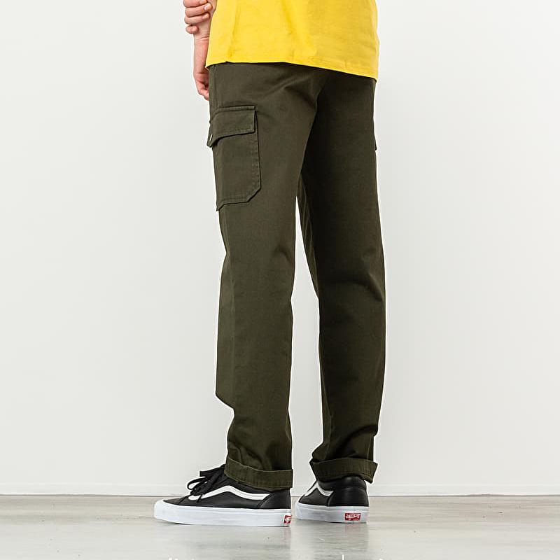 A.P.C. Jones Trousers Military Khaki, Green