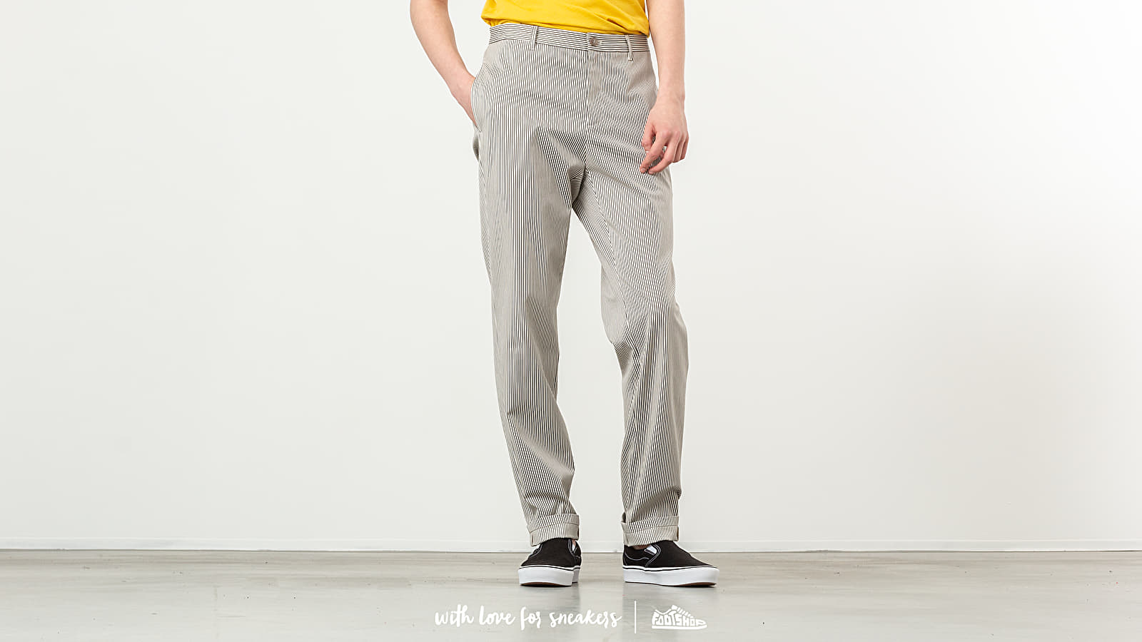 A.P.C. Chino High Trousers