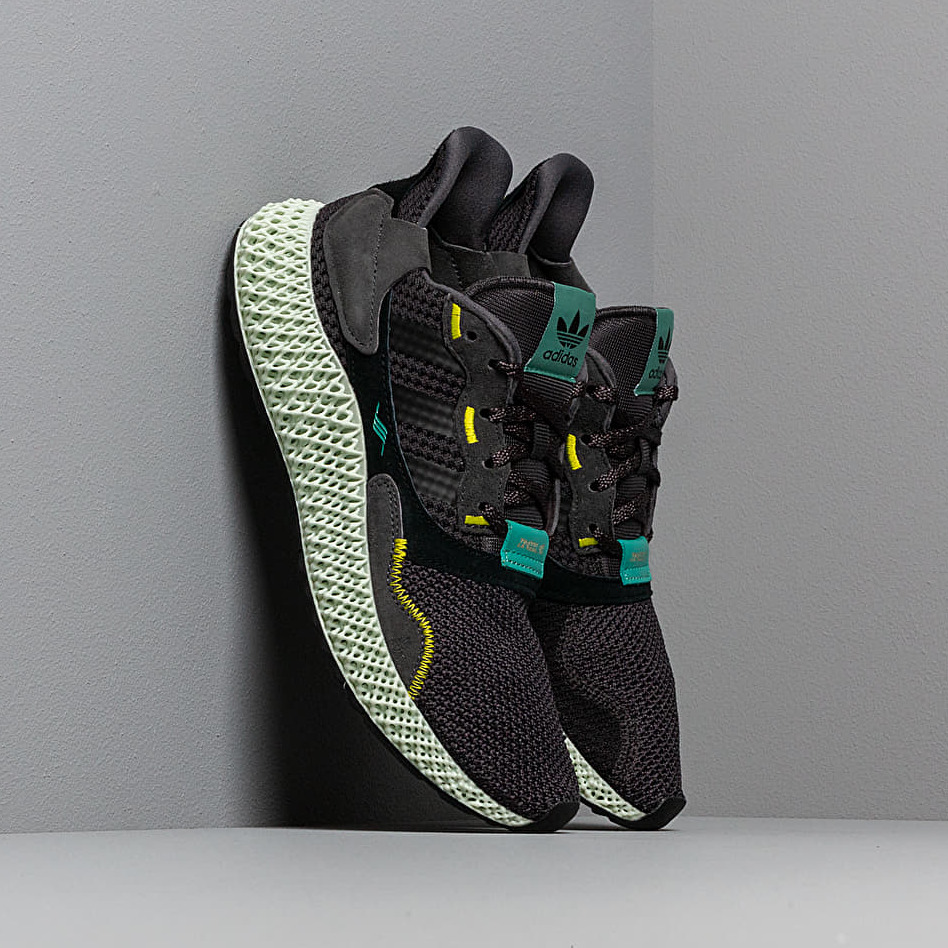 adidas Zx 4000 4D Carbon Carbon Sesoye