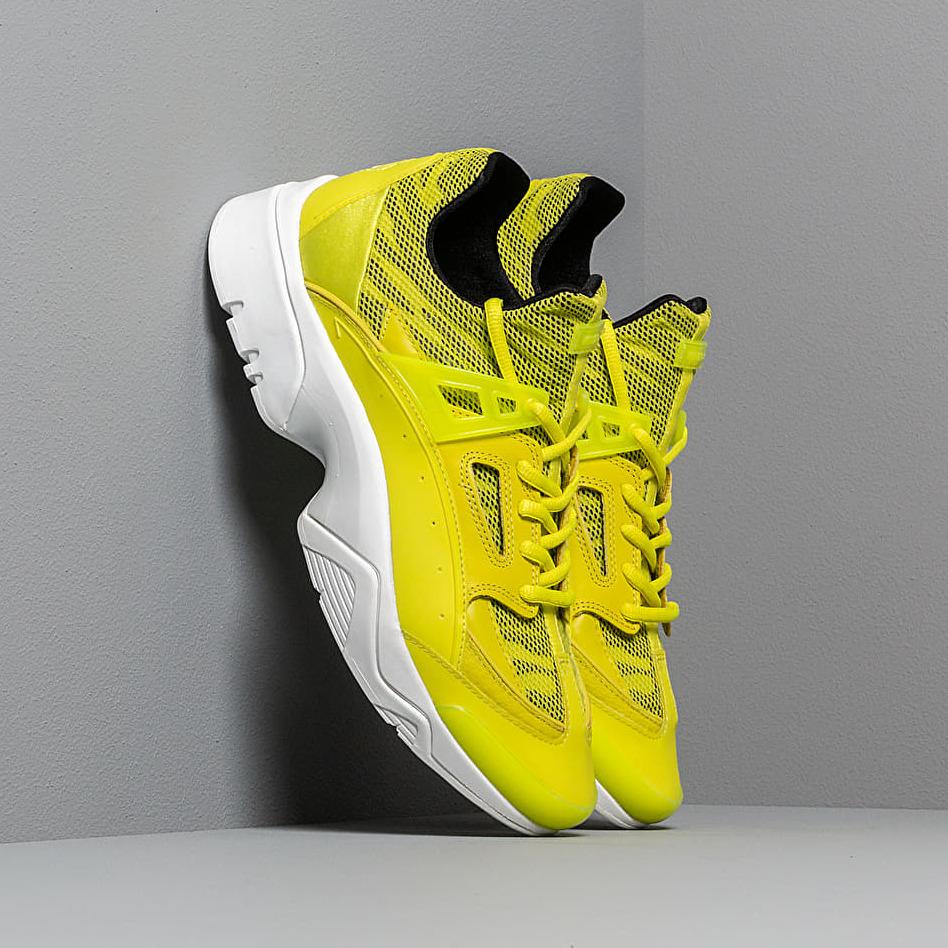 KENZO Sonic Sneakers Lemon, Yellow