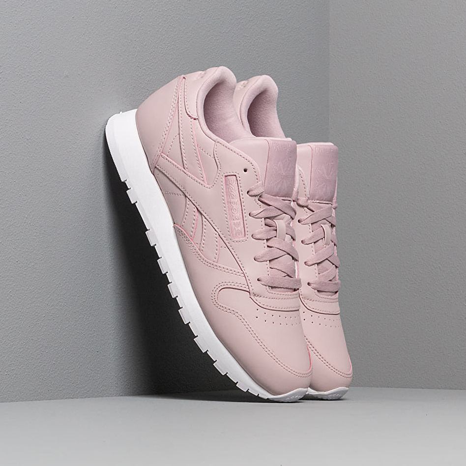 Reebok Classic Leather Ashen Lilac/ White EUR 39