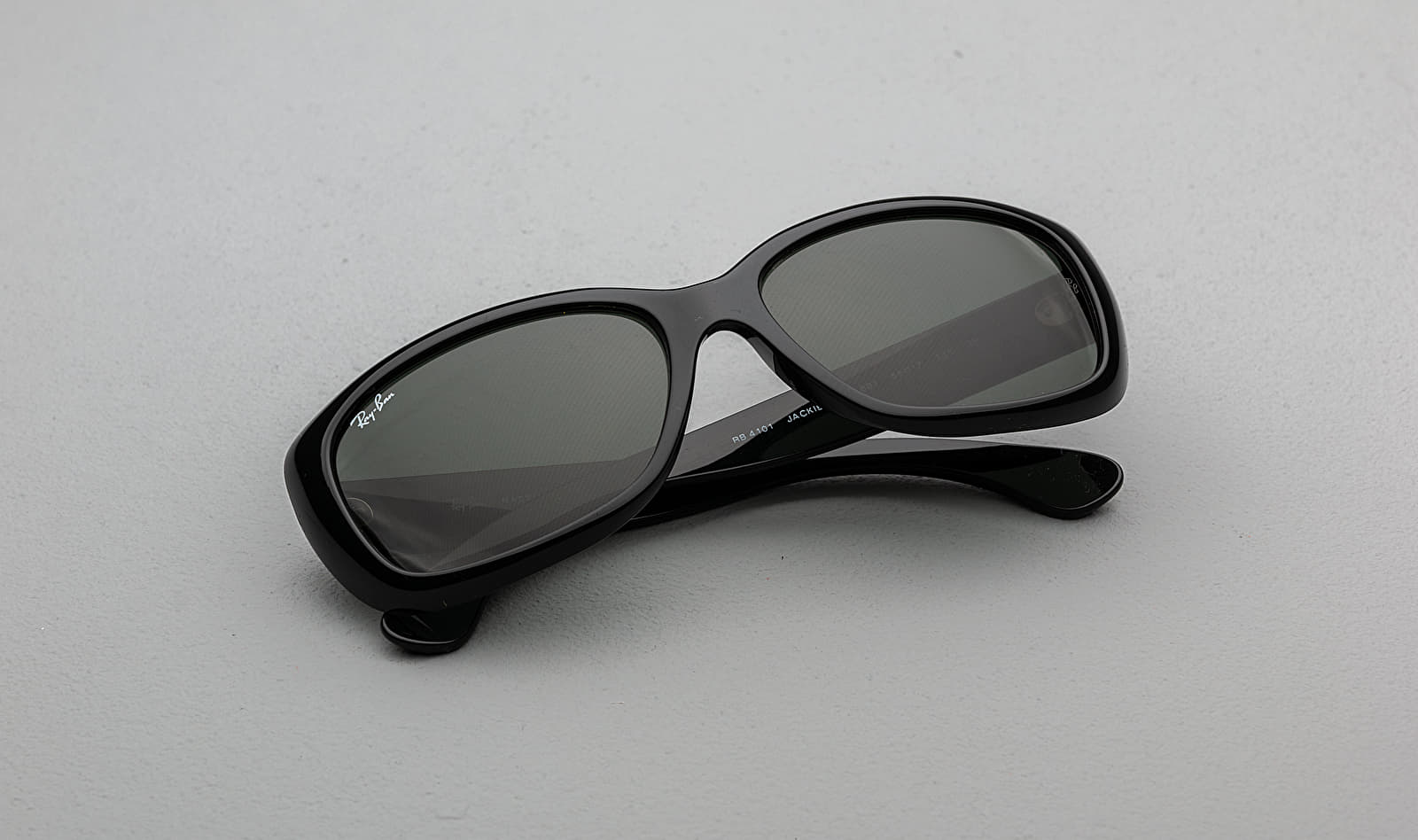 Ray Ban Jackie Ohh Sunglasses Black