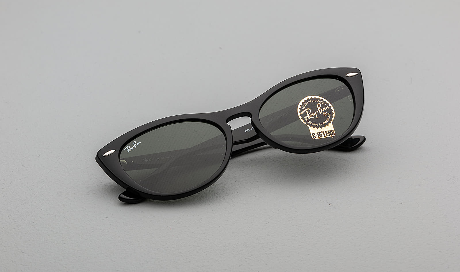 Ray Ban Nina Sunglasses Black