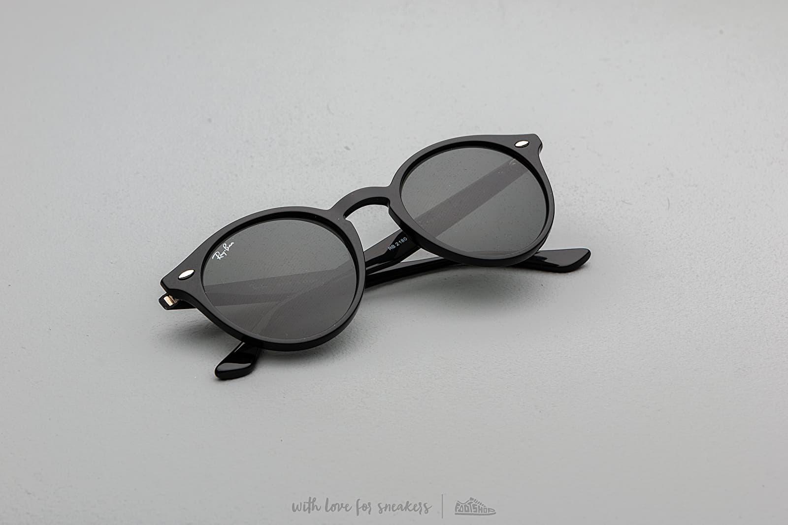 Ray Ban RB2180 Sunglasses Black za skvelú cenu 128 € kúpite na Footshop.sk