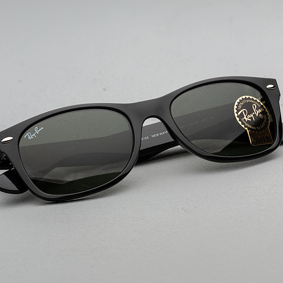 Ray Ban New Wayfarer Sunglasses Black