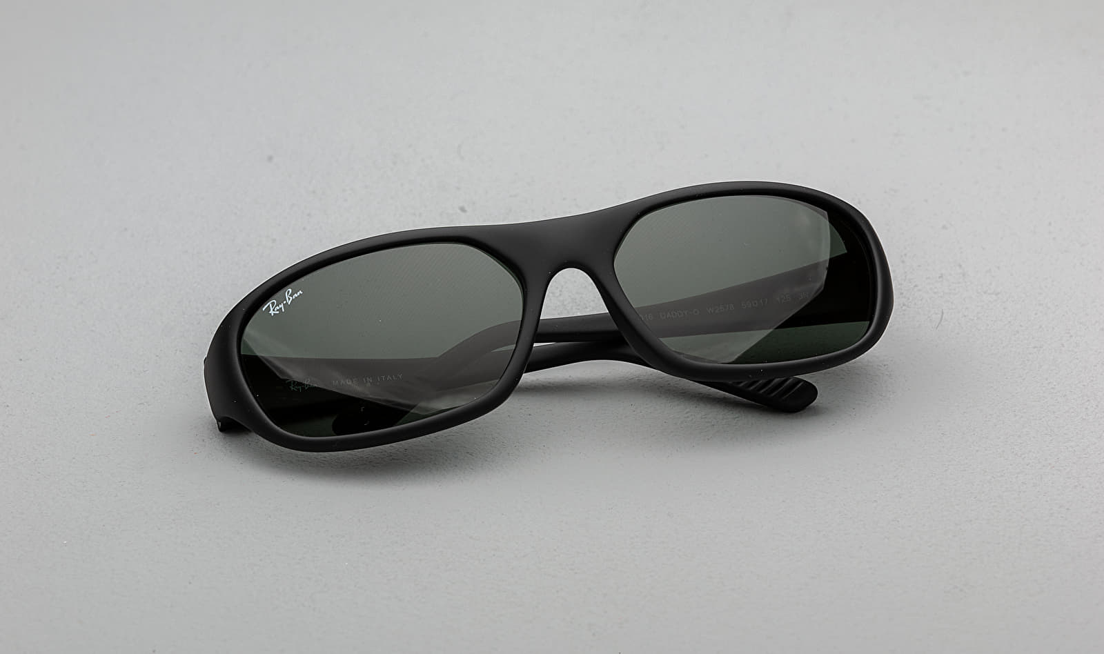 Ray Ban DaddyO Sunglasses Black