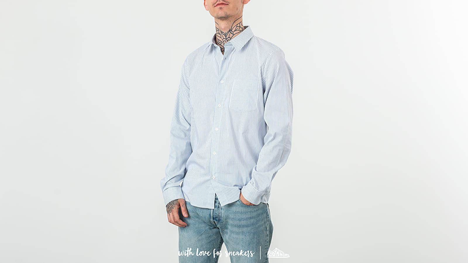 Camisas A.P.C. Barthelemy Shirt Blanc