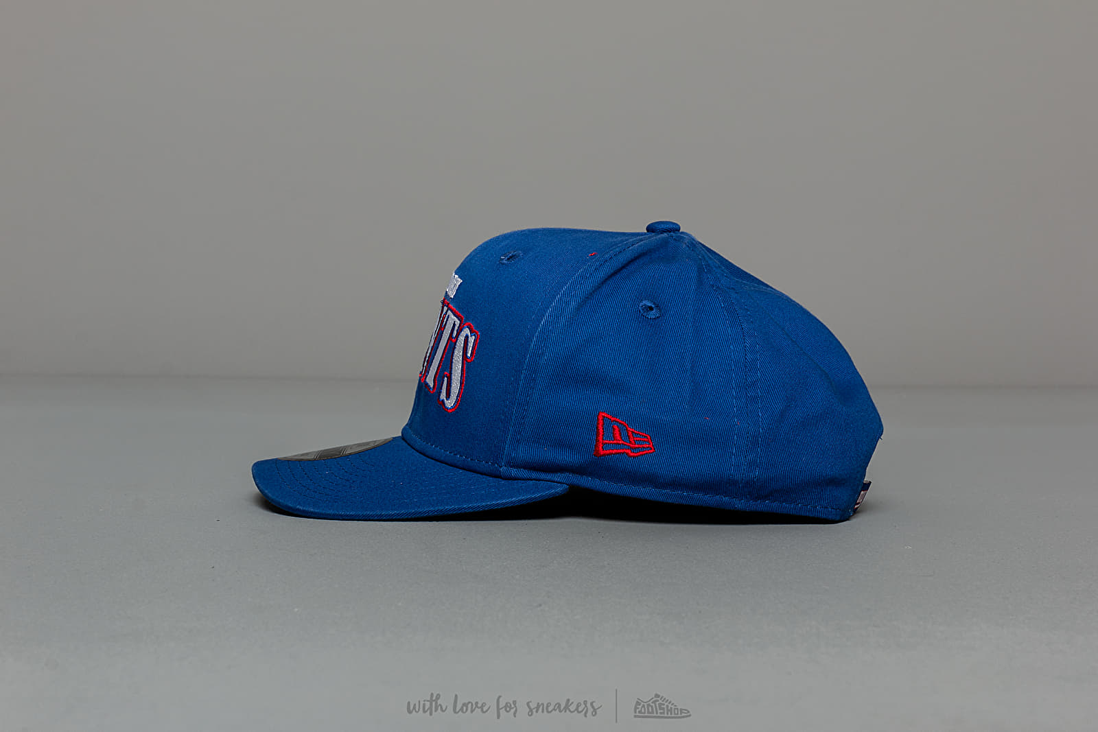 598b2319 New Era 9Fifty NFL Curved New York Giants Snapback Blue at a great price  $41 buy