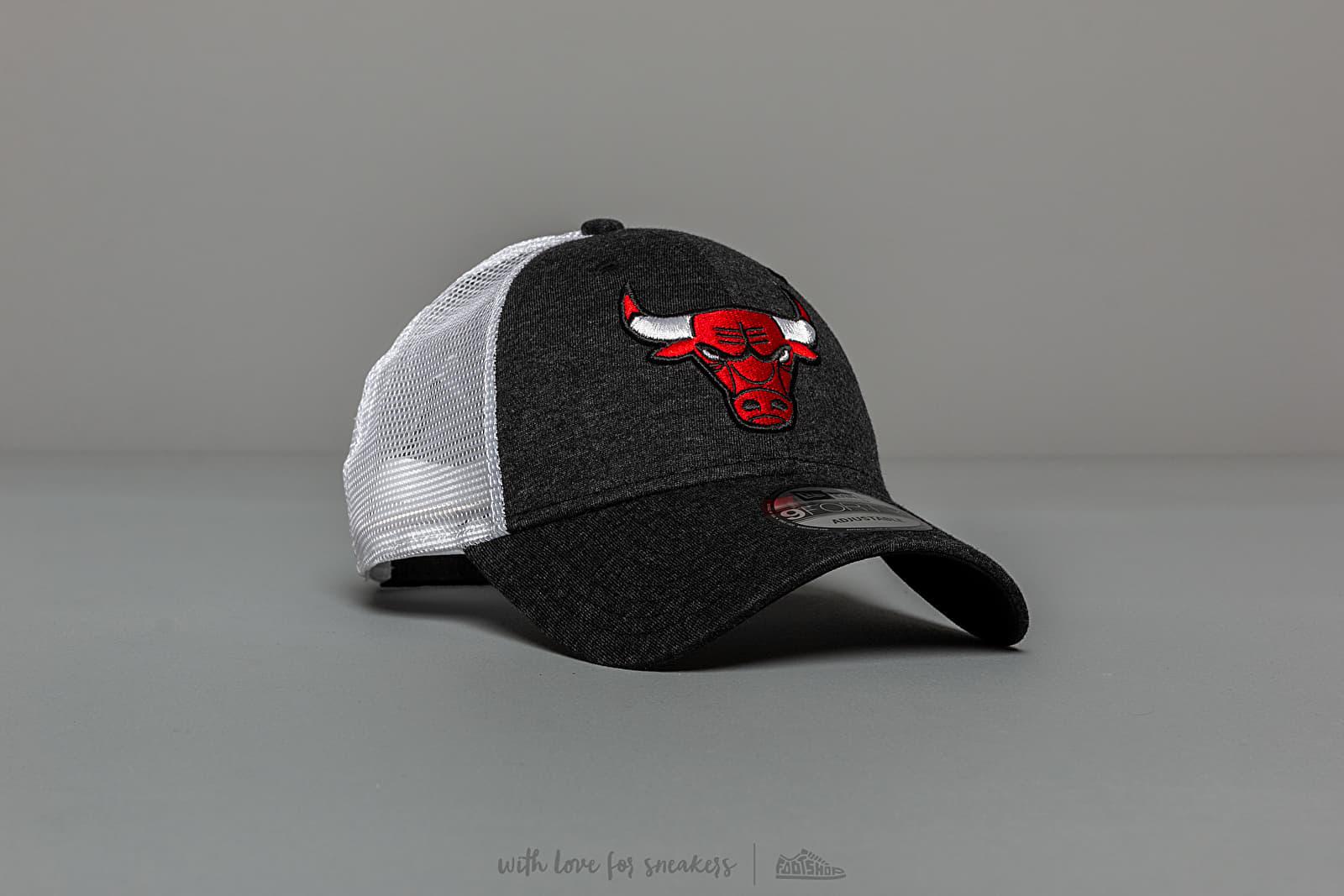 best service ed21b e7fde New Era 9Forty NBA Summer League Chicago Bulls Trucker Black