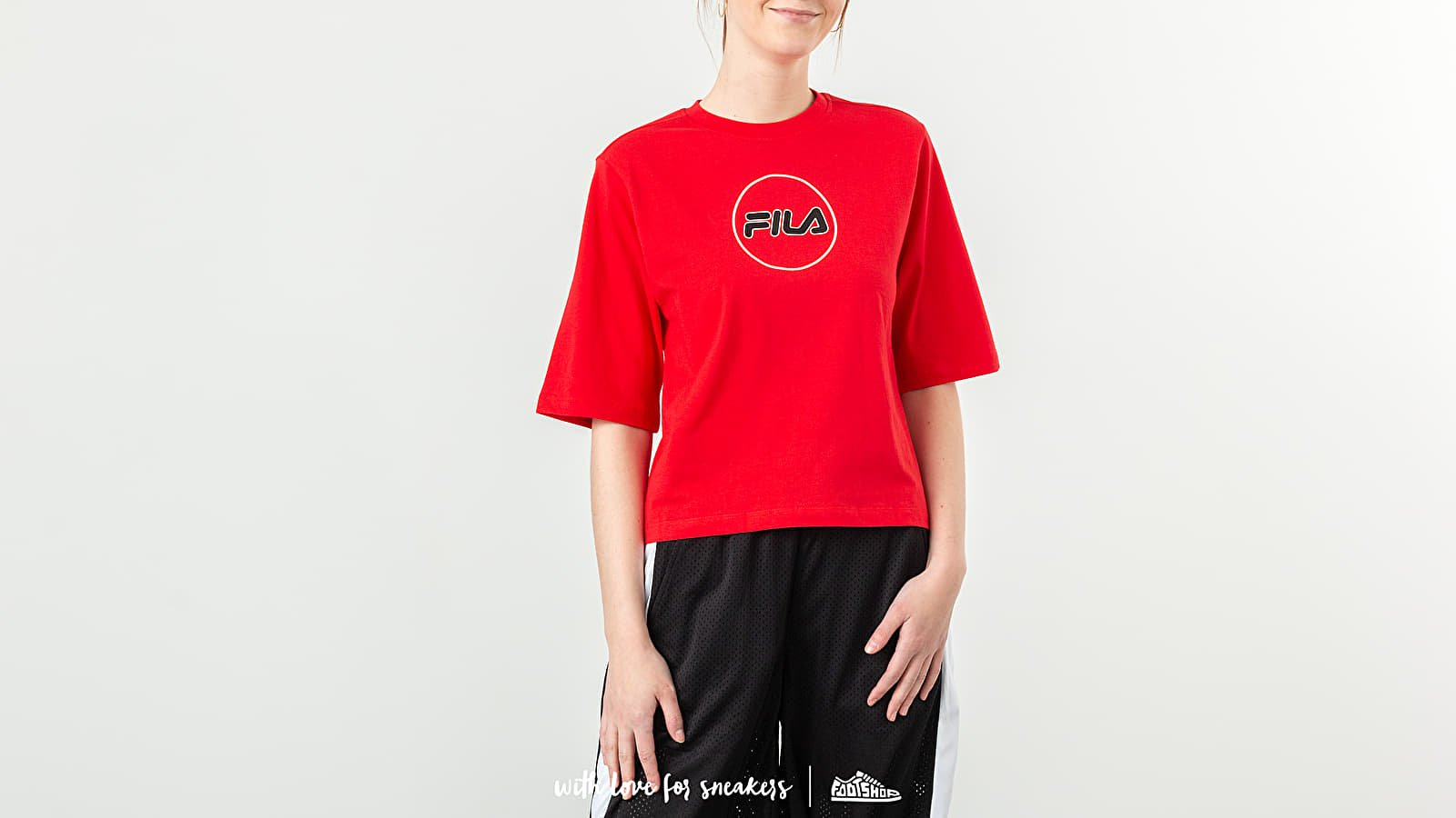 FILA Rehan Tee True Red at a great price 35 € buy at Footshop