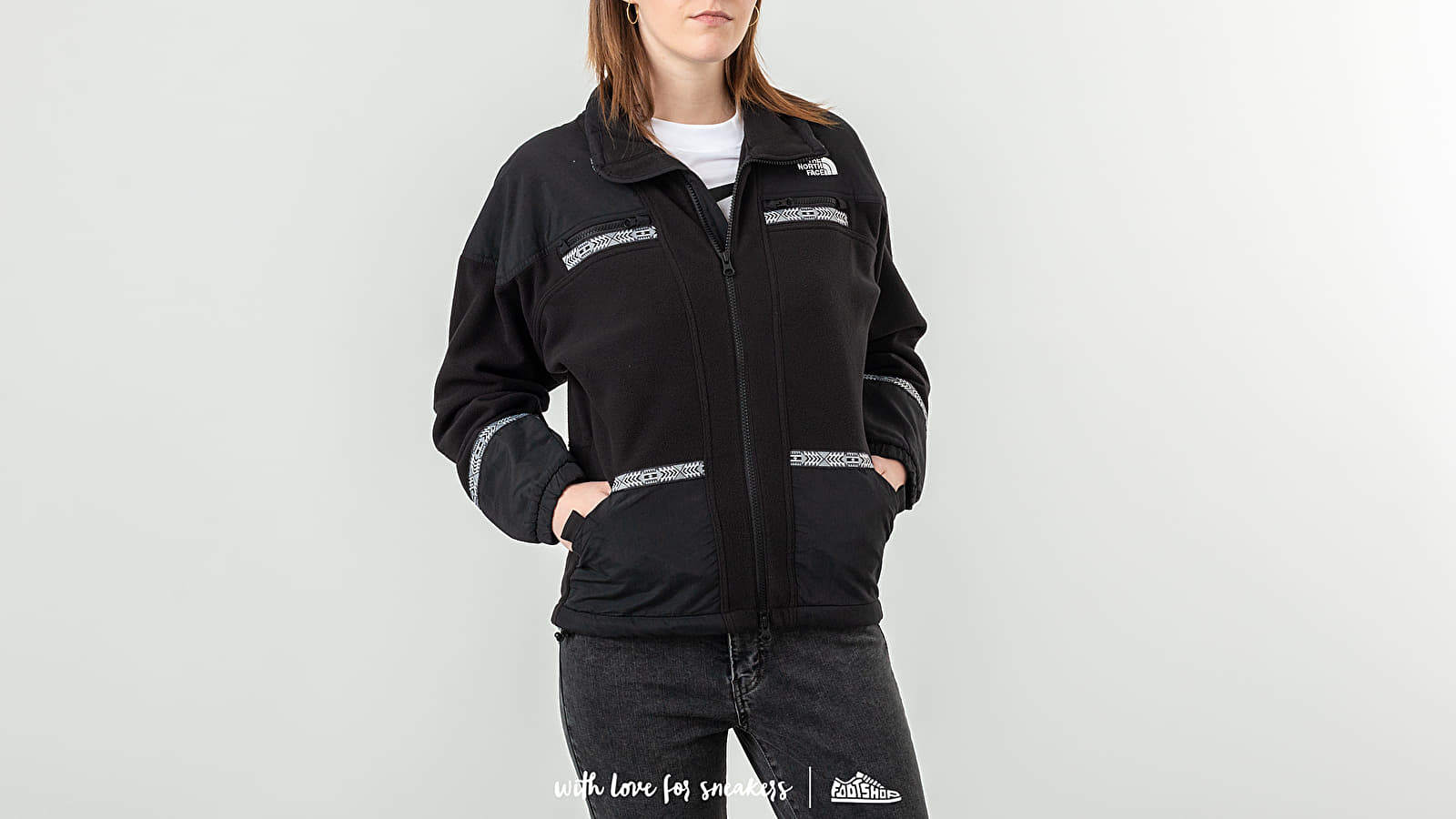 The North Face '92 Retro Rage Fleece Zip Tnf Black za skvelú cenu 111 € kúpite na Footshop.sk
