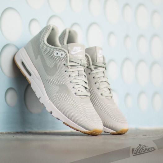 Wmns Nike Air Max 1 Ultra Jacquard White Grey   Footshop