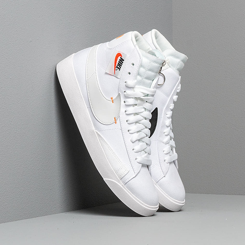 Nike W Blazer Mid Rebel White/ Platinum Tint-Summit White