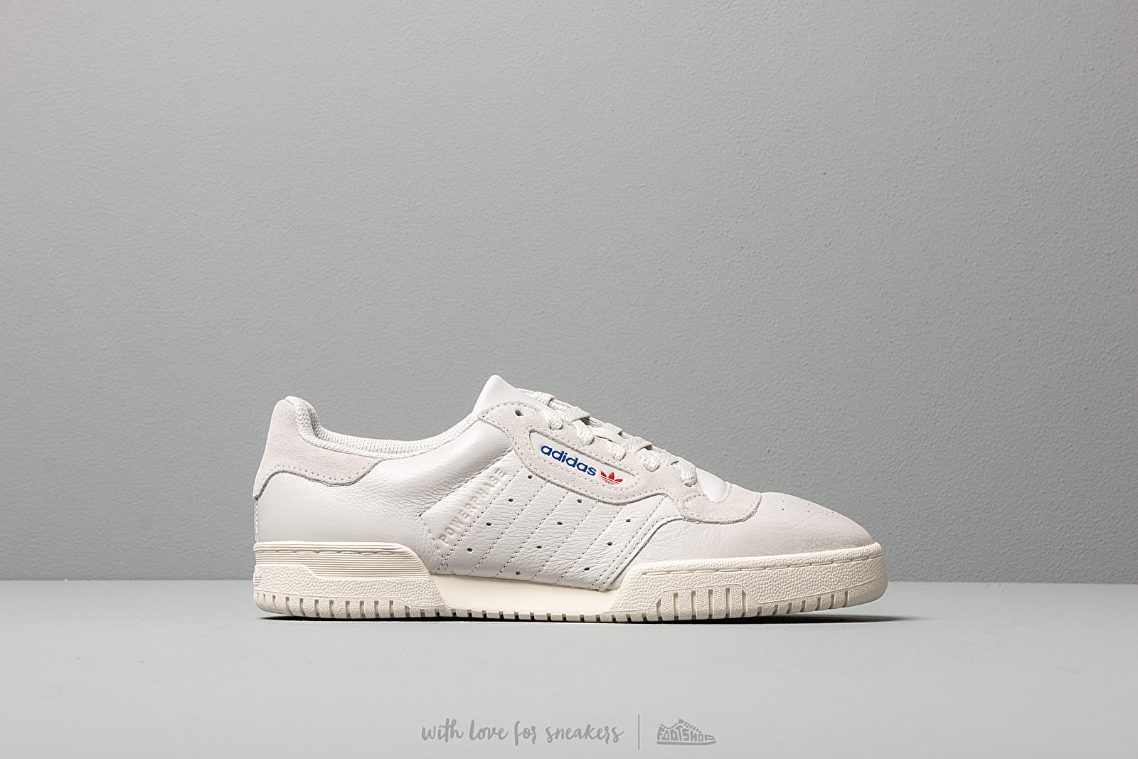 Men's shoes adidas Powerphase Grey One