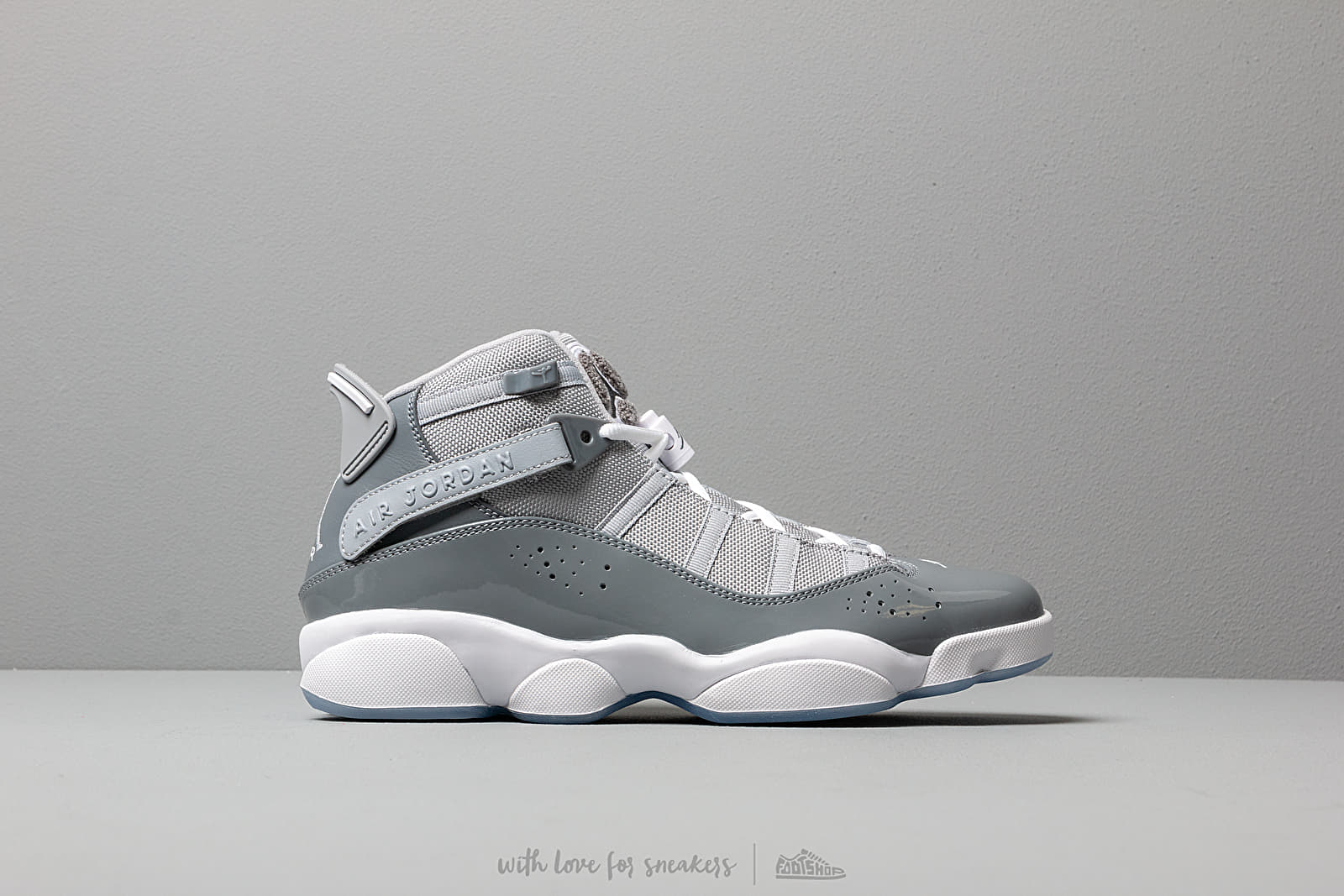 9cee04c9c7f17a Jordan 6 Rings Cool Grey  White-Wolf Grey at a great price 147 €