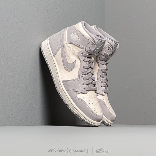 shoes for cheap factory authentic cheap for discount Air Jordan WMNS 1 Retro Hi Premium Pale Ivory/ Pale Ivory ...