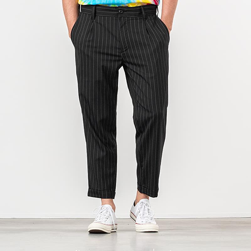 Carhartt WIP Diamond Pants Pinstripe Black/ White
