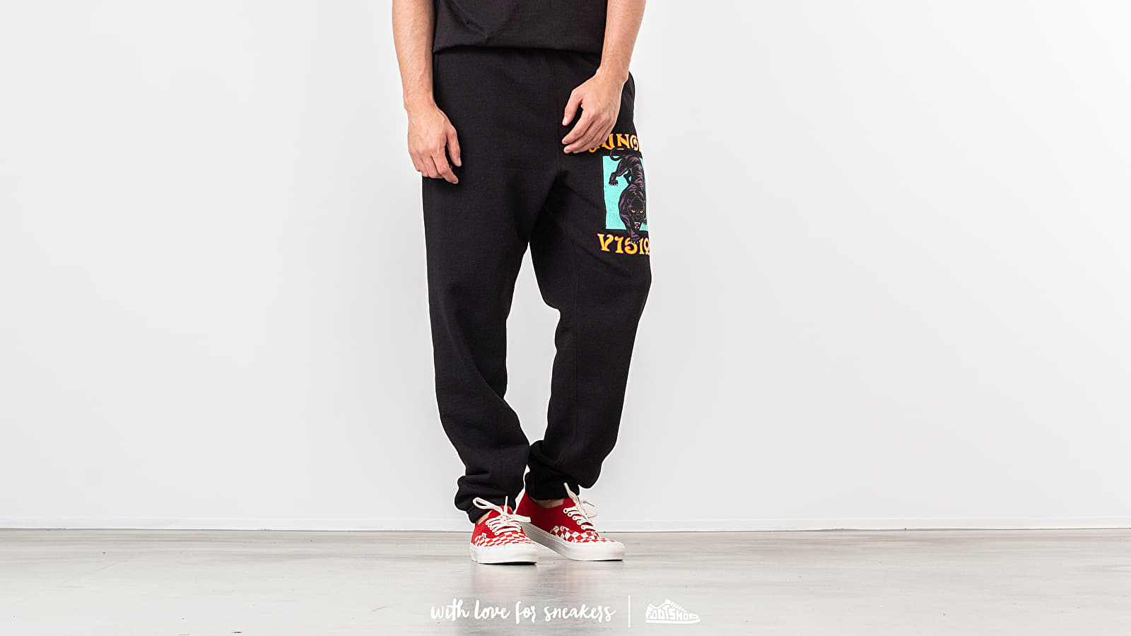 Raised by Wolves Jungle Vision Sweatpants