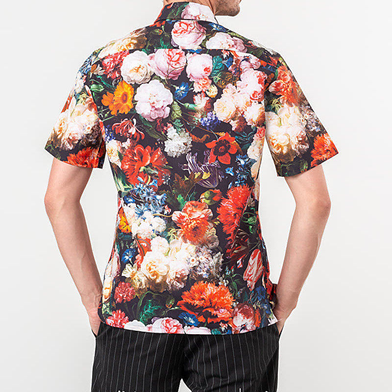 Raised by Wolves In Bloom Shirt Full Colour, Multicolour