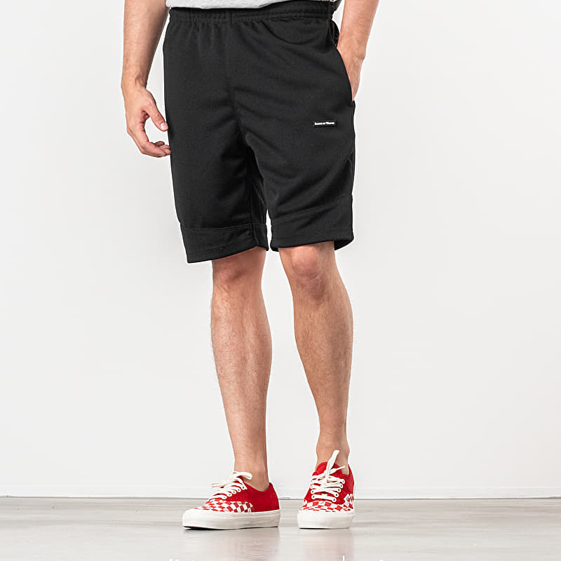 Raised by Wolves Doubleknit Shorts Black