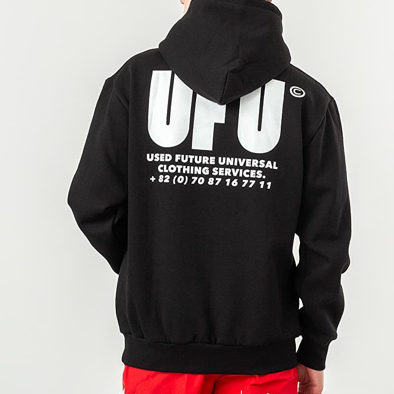 Used Future Universal UFU Ad Hoodie Black