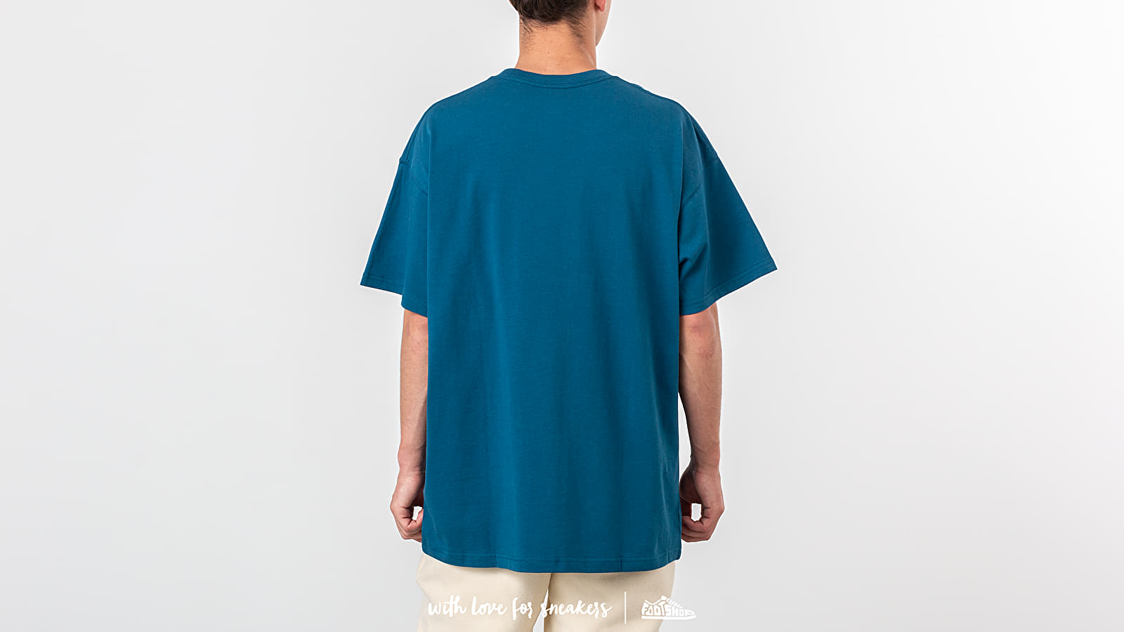 b39ba3bc Nike NRG ACG Tee Logo Blue Force/ Barely Volt at a great price $39 buy