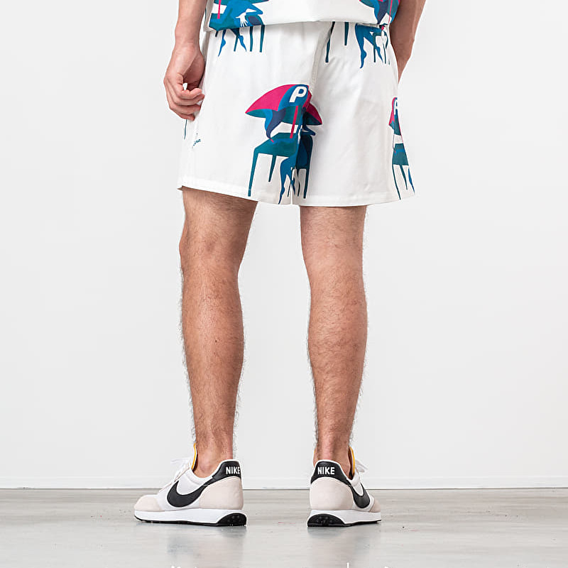 by Parra Summer Monaco Swim Shorts Off White