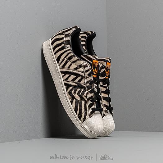 adidas Superstar W Core Black Off White Core Purple | Footshop