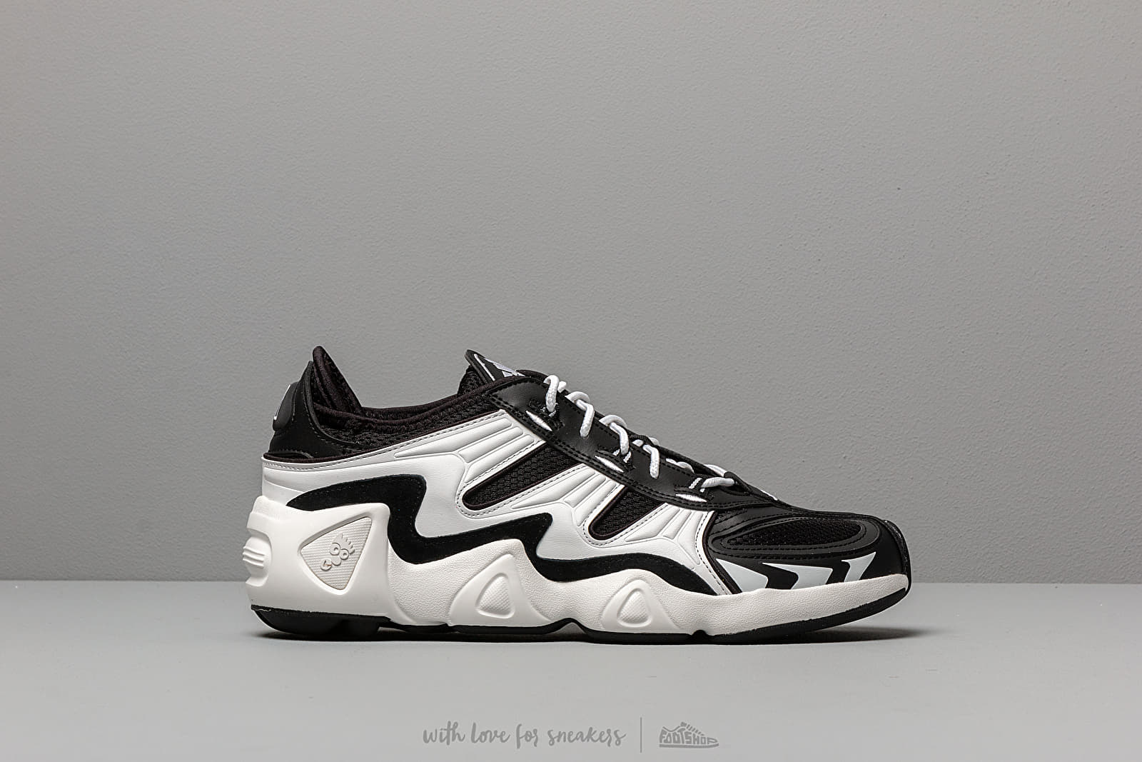 factory price 15361 be1a8 adidas FYW S-97 Core Black  Crystal White  Ftw White at a great