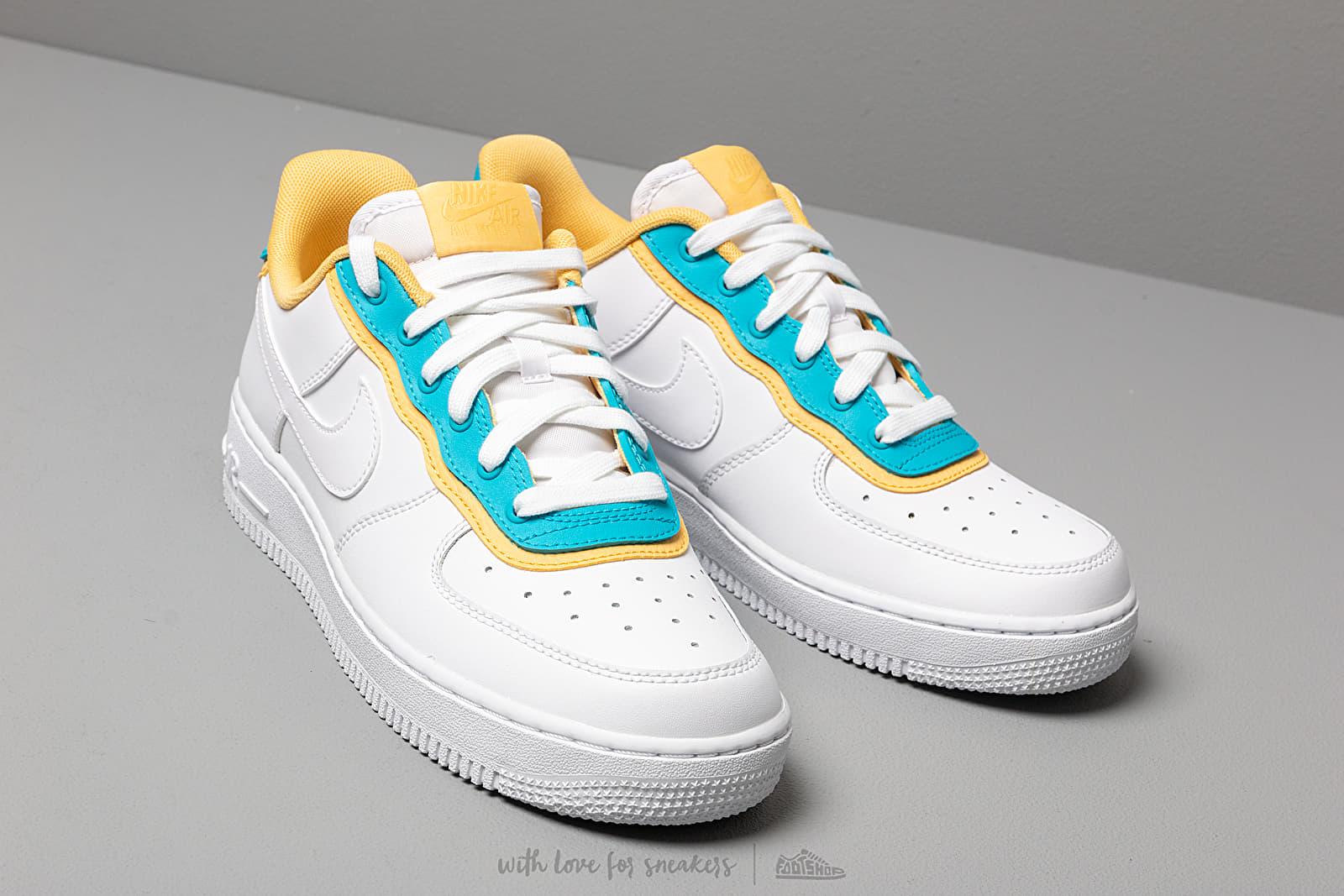 Rabatt Nike Air Max 1 SE Sneaker SchwarzBlau FuryWeiß