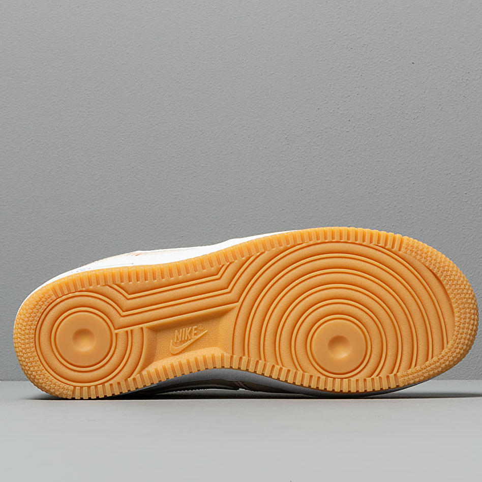Nike Air Force 1 '07 Premium Light Cream/ White-Crimson Tint, Brown
