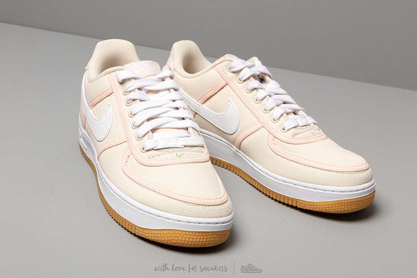 nike air force 1 07 prm sail beige