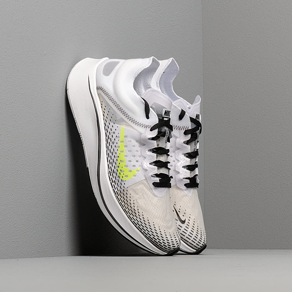 Nike Zoom Fly Sp Fast White/ Volt-Black EUR 43