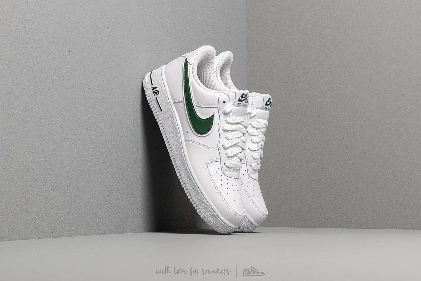 brand new 1ad90 8bd37 Nike Air Force 1  07 3 White  Cosmic Bonsai at a great price 95