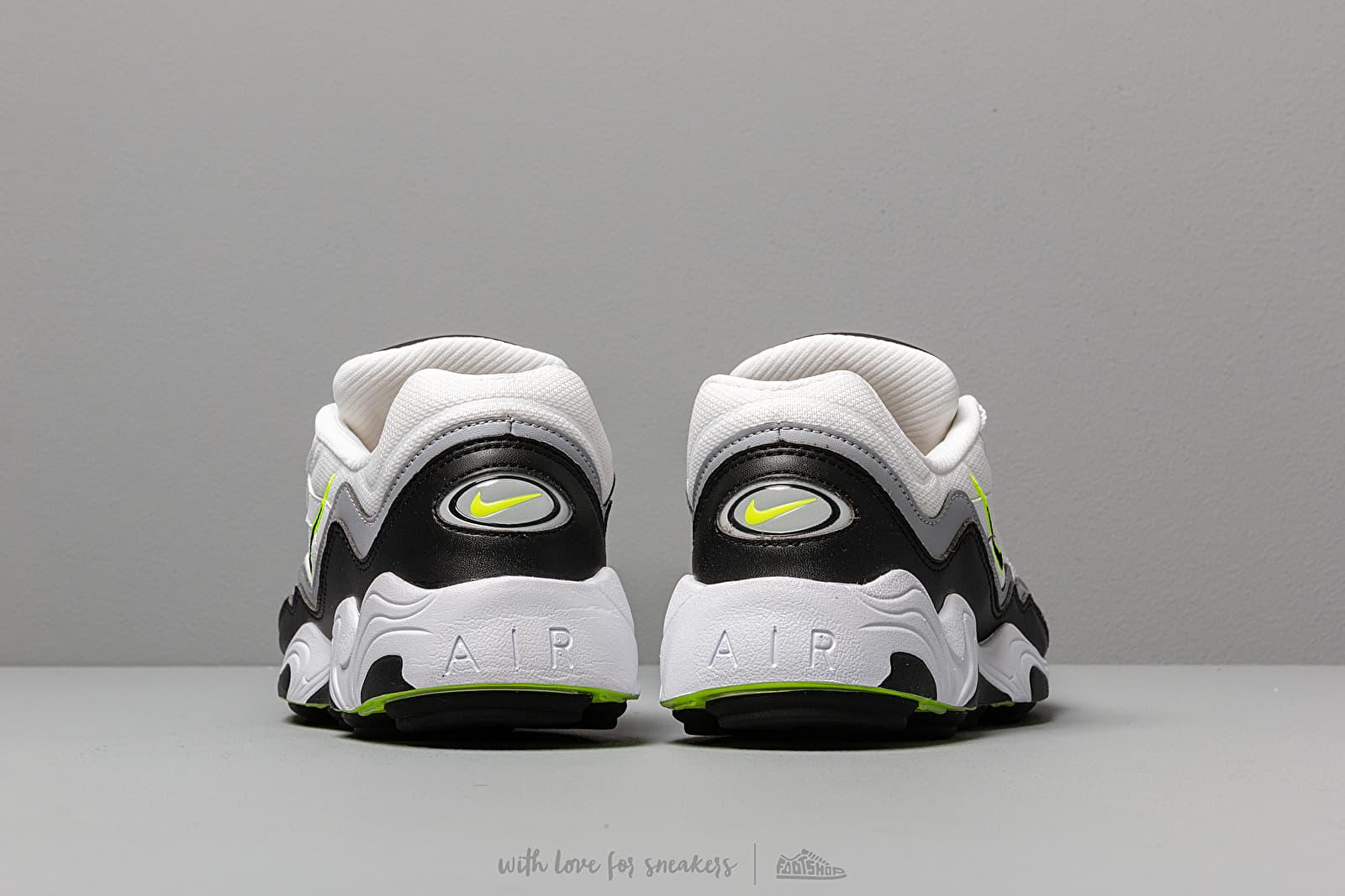 Nike Air Zoom Alpha Black Volt Wolf Grey White | Footshop