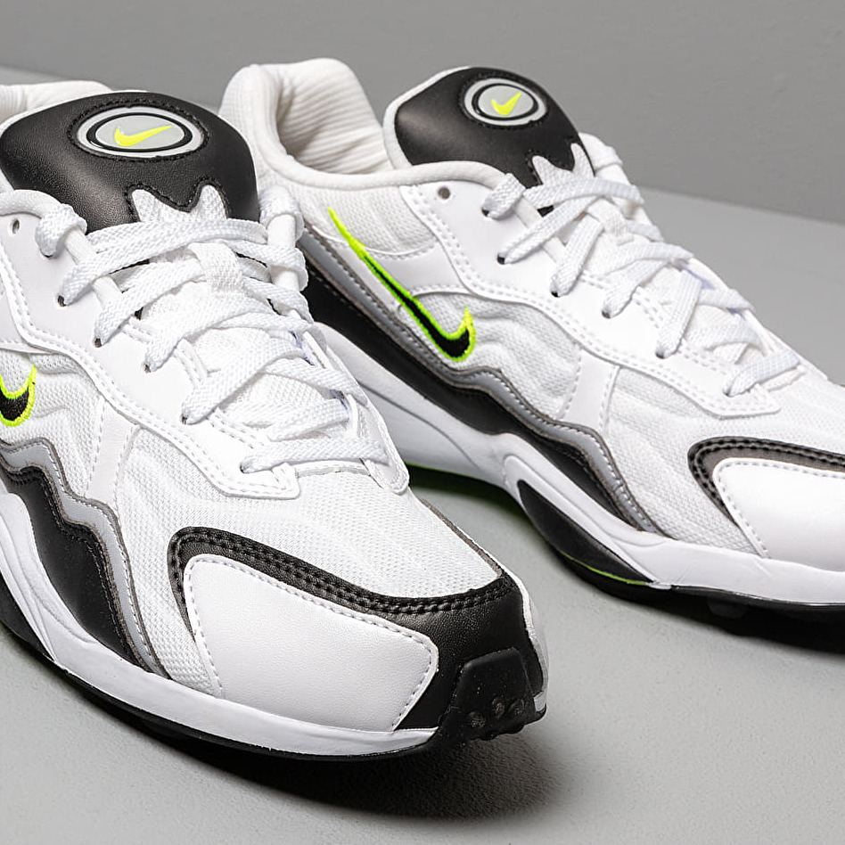 Nike Air Zoom Alpha Black/ Volt-Wolf Grey-White