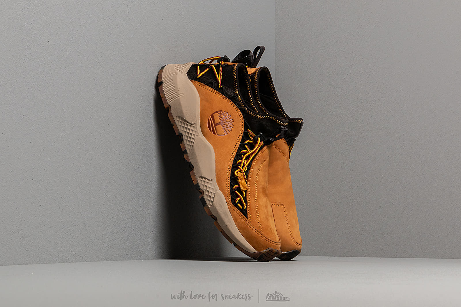 d5263e69626 Timberland Ripcord Low Wheat Nubuck at a great price 125 € buy at Footshop