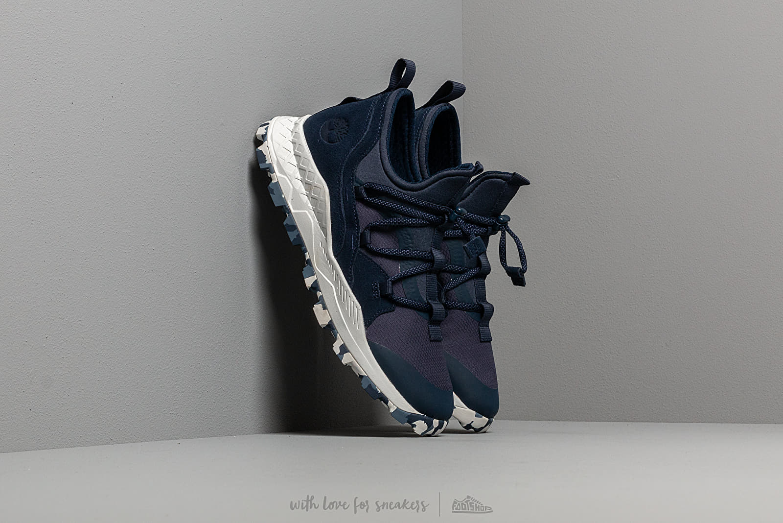 Timberland Brooklyn Leather/ Fabric Ox Navy Mesh za skvelú cenu 106 € kúpite na Footshop.sk