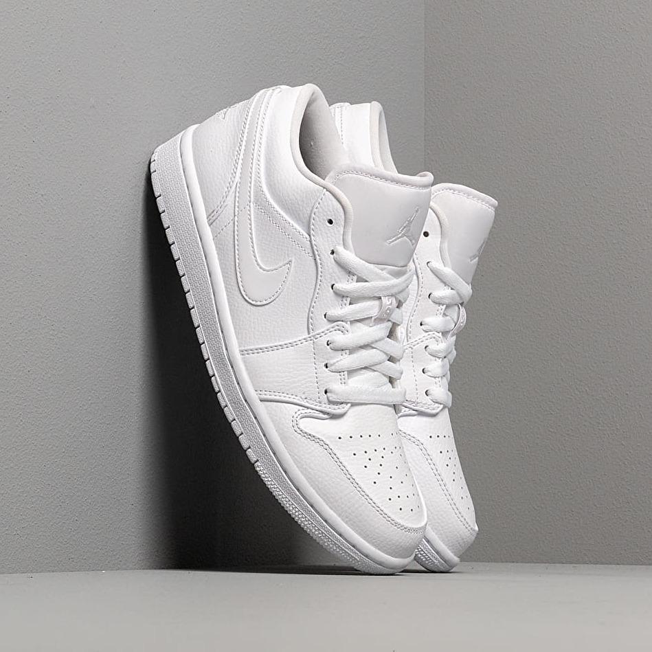 Air Jordan 1 Low White/ White-White EUR 43