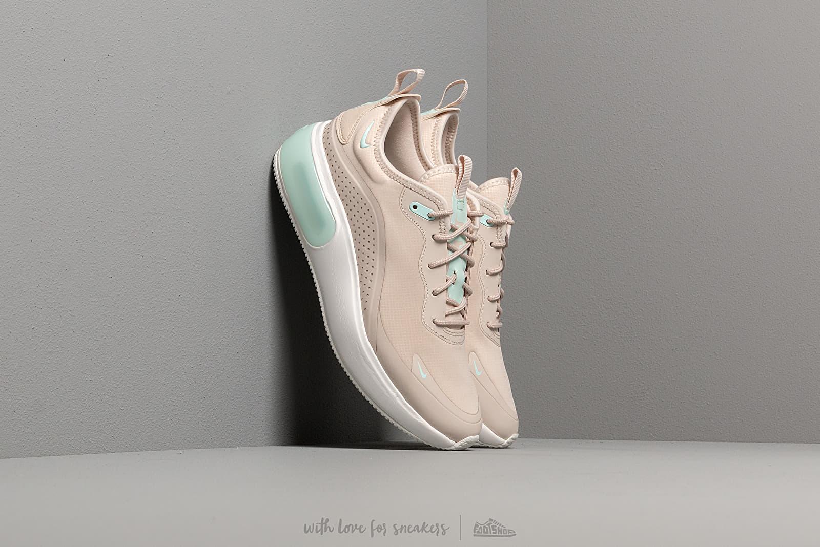 Nike W Air Max Dia Lt Orewood Brn Teal Tint Summit White | Footshop