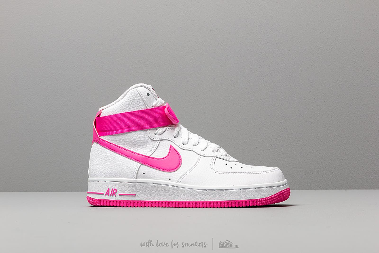 Sneakers | AIR FORCE 1 WhiteLaser FuchsiaTrue Berry | Nike