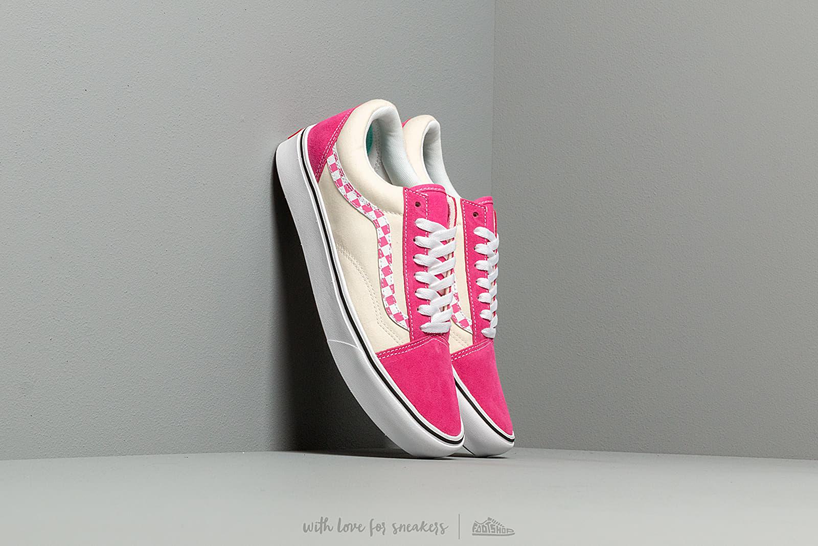 Vans ComfyCush Old Skool (Sidestripe Check)